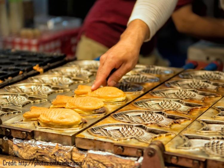 Japanese Fish Pancakes