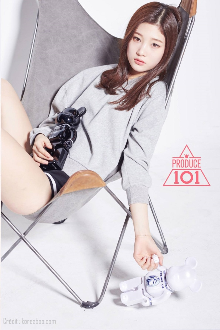 Produce-101-Jung-Chae-Yeon-MBK-2