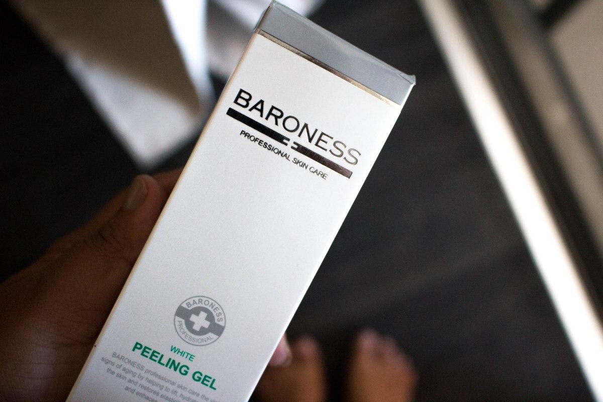 Baroness Professional Skin Care : le peeling coréen à l'extrait d'orange ! |Hanadulset Pauline